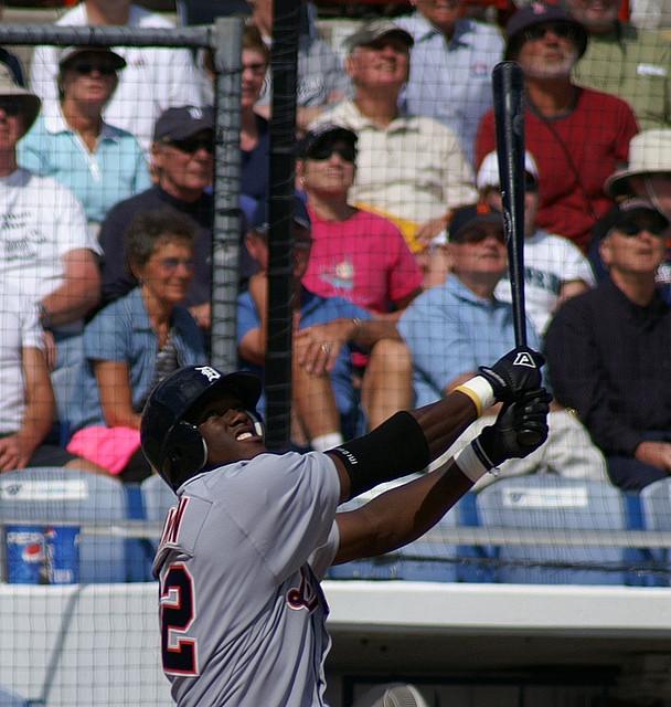 Cameron Maybin Detroit Tigers