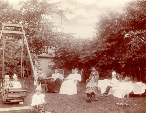 Photo from Michigan's Family Album