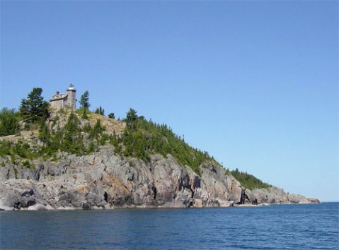 Huron Island Lighthouse