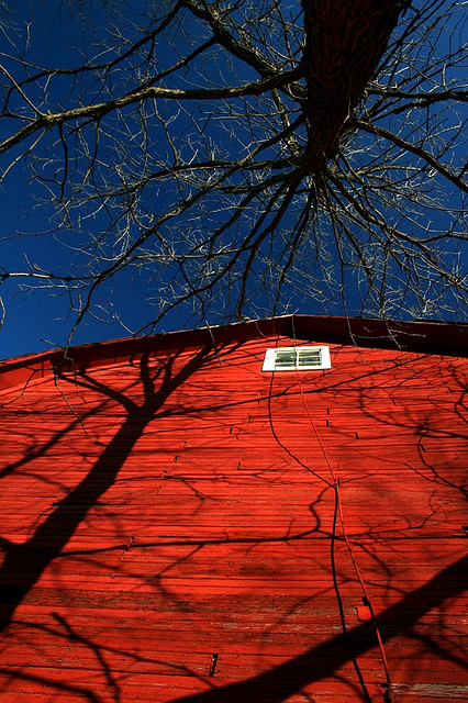 Like Barns & Red
