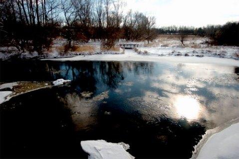 Chippewa River by Lisa Yanick