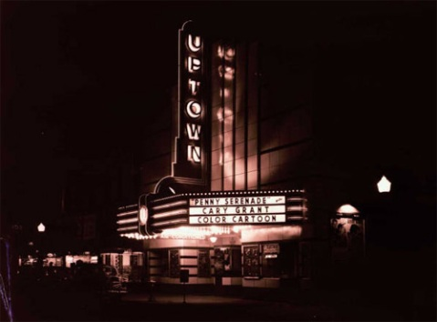 Uptown Theater, photo by John Todd