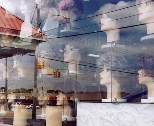 self reflection, photo by Bridget Johnson