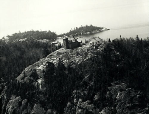 Huron Island Light Station