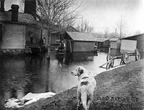Union City Flood, 1908