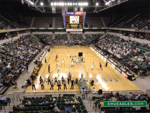 Eastern Michigan University Convocation Center