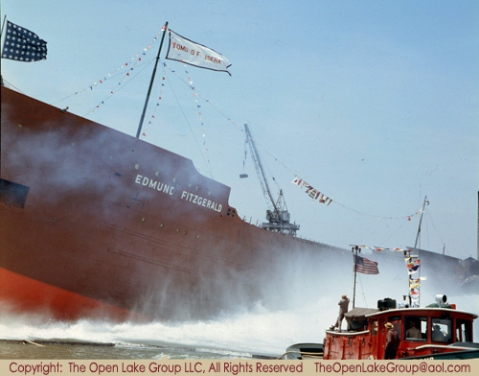 Hull 301 Launch 3