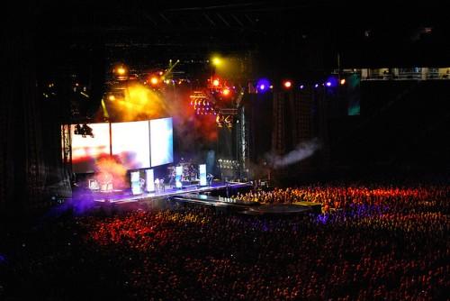 Madonna in Detroit