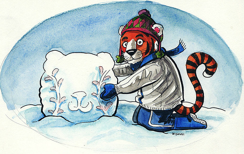 happy-holidays-paws-ofthe-tigers
