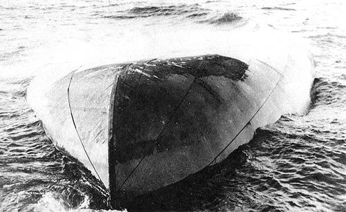 Charles S Price upside down, 1913