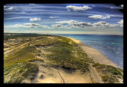 Big Sable Point - View From The Top