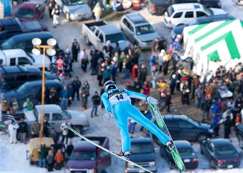 2010 FIS Continental Cup - Pine Mountain -U.P Michigan