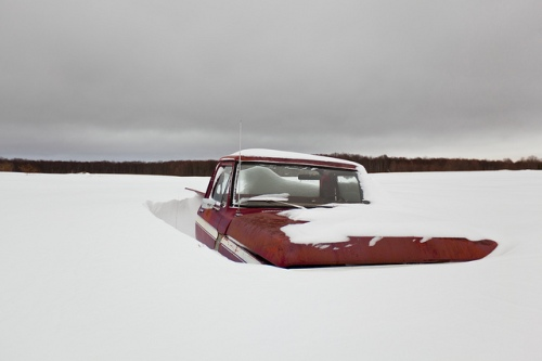 Parked for the Season