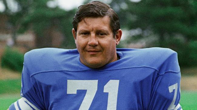 remembering the mad duck alex karras of the detroit lions michigan in pictures. Black Bedroom Furniture Sets. Home Design Ideas
