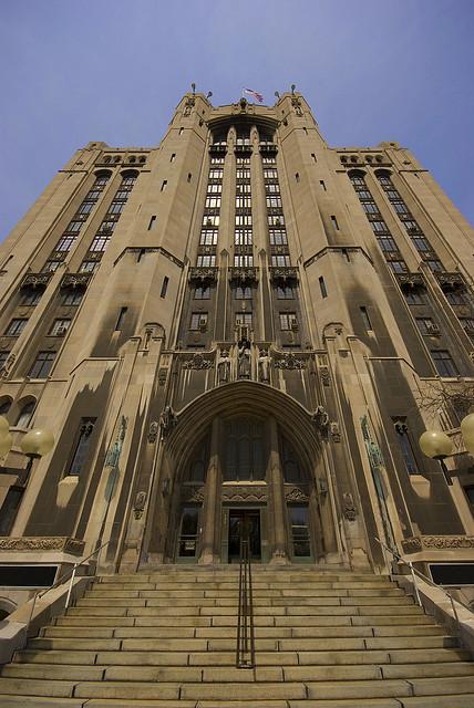 Michigan S Most Haunted Detroit Masonic Temple Michigan