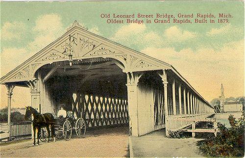 leonard street bridge