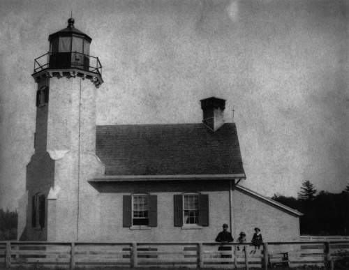 McGulpin Point Lighthouse Emmet County