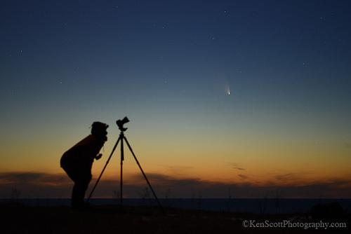 Comet Pan-Starrs ... 3-17-13