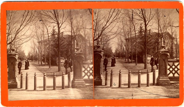 Diag at University of Michigan 3d card