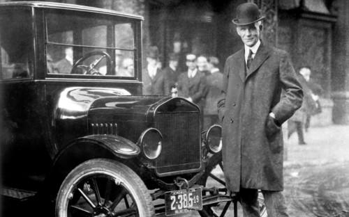 Henry Ford 1921 Model T
