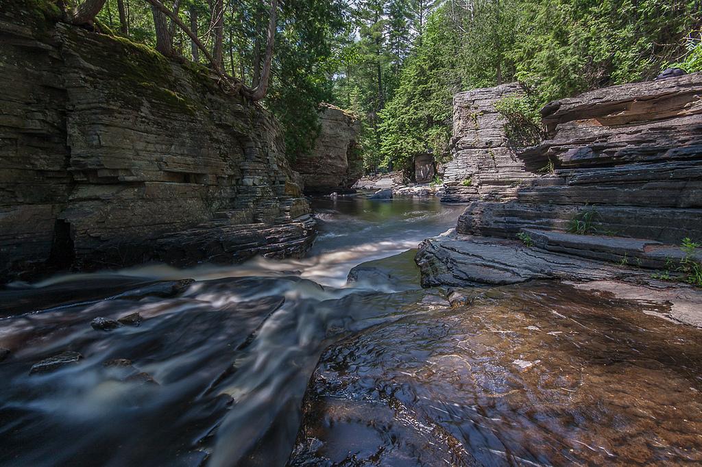 sturgeon river michigan map Sturgeon River Gorge Michigan S Grand Canyon Michigan In Pictures