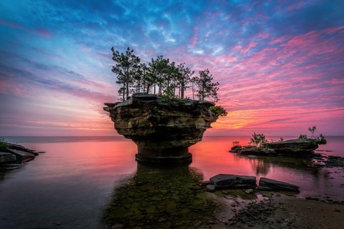 Turnip Rock Sunrise (3 of 3)