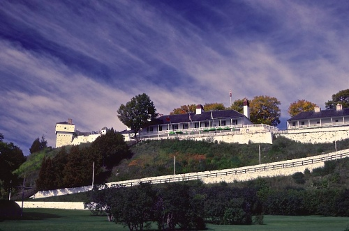 Fort Mackinac, Mackinac Island, MI