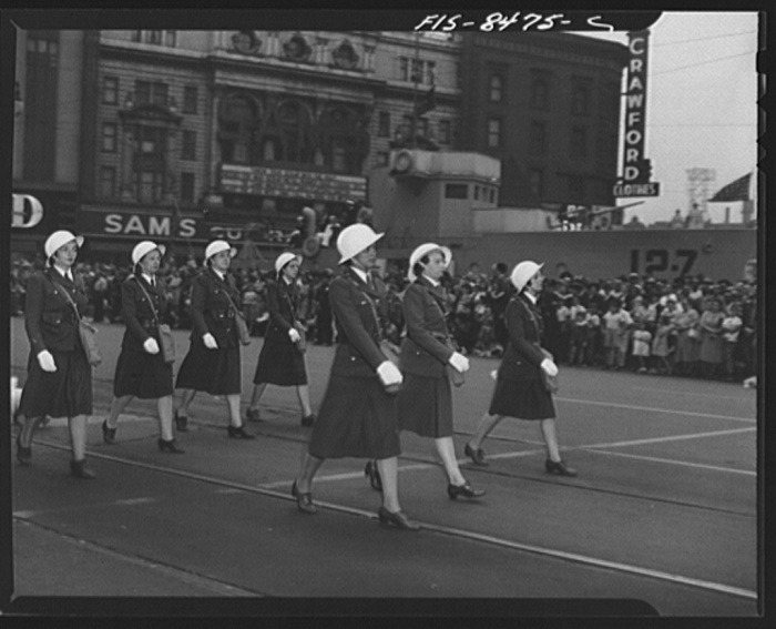 Labor Day 1942