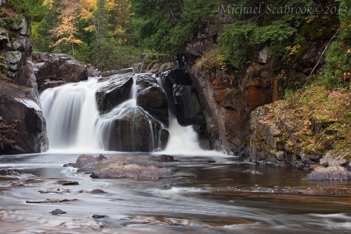Lower Falls Sturgeon Gorge
