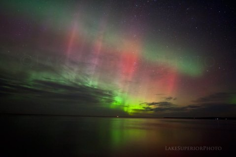 Northern Lights by Shawn Malone