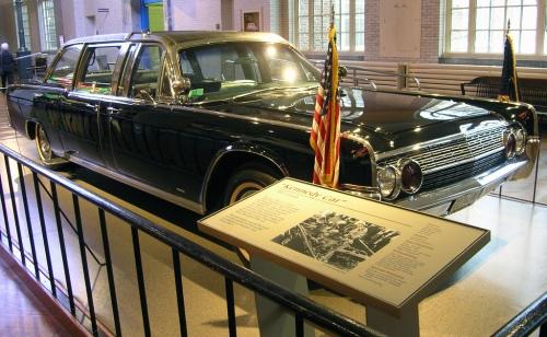 Kennedy Assassination Car