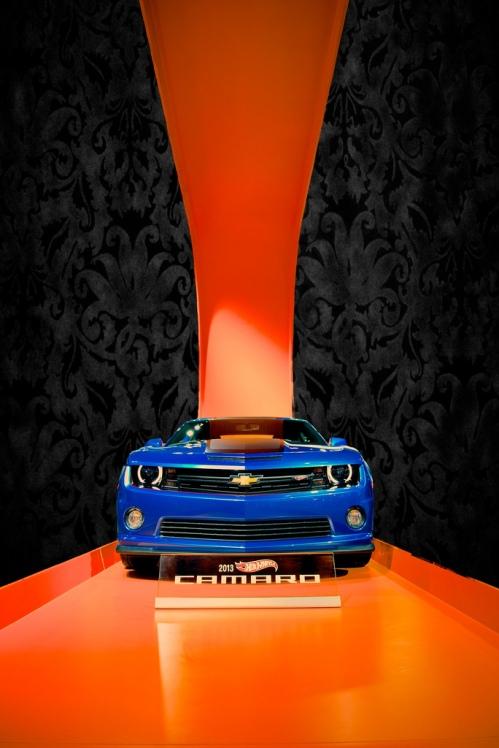 2013 North American International Auto Show-Detroit, MI-Hot Wheels-Camaro