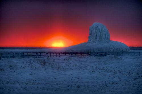 Onekama Sunset