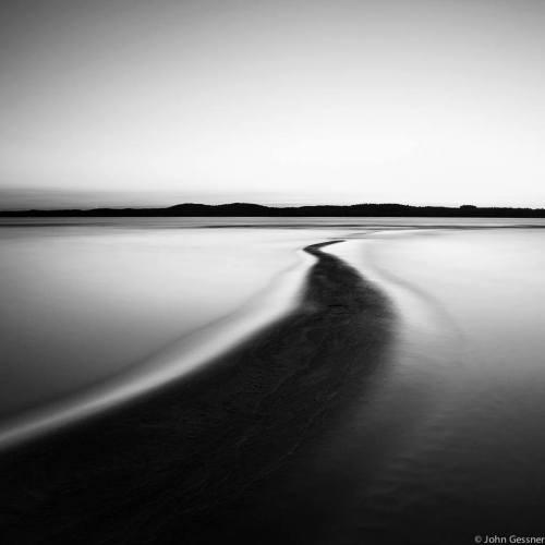 Reflecting by John Gessner