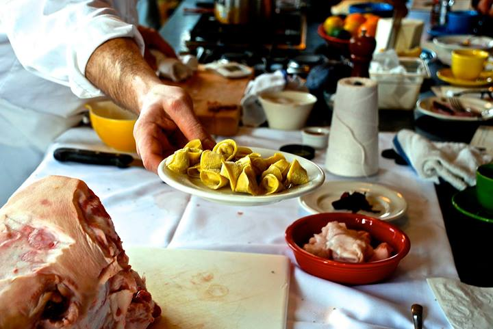 Chef Myles Anton of Trattoria Stella