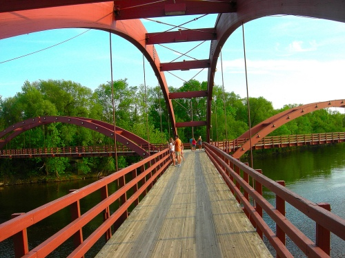 "The ""Tridge"" - Midland, Mi"