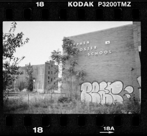 Detroit T3200 Roll 2 exp. 18