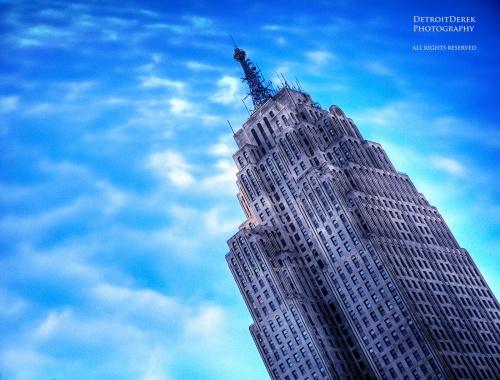 Hundred Mile High City by Detroit Derek