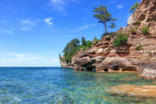 Remote Lake Superior by Lake Superior Photo