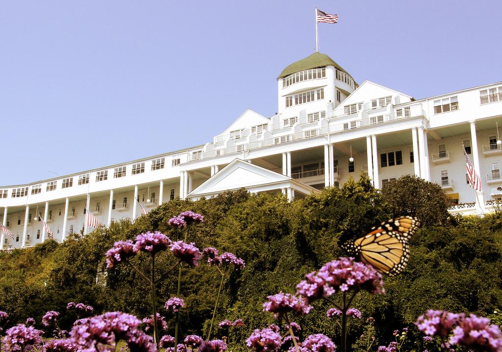Grand Hotel Birthday Butterfly