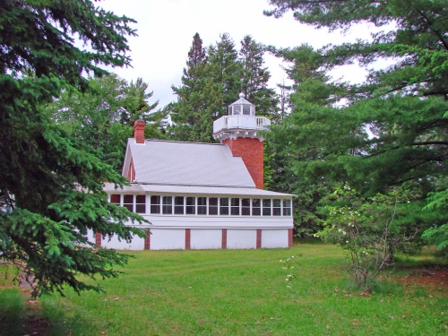 Sand Point (Baraga) Lighthouse, MI