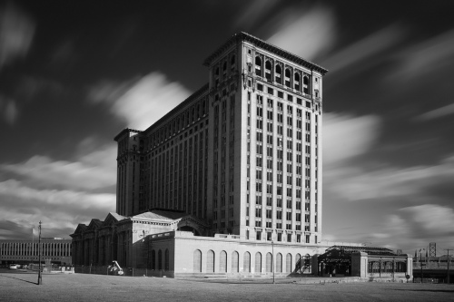 Michigan Central Station, Detroit, MI 2013