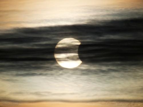 Solar Eclipse - October 23, 2014