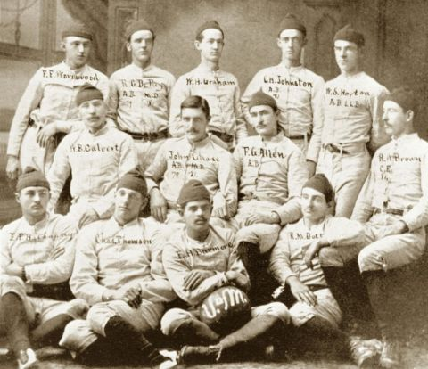 1880_Michigan_Wolverines_football_team