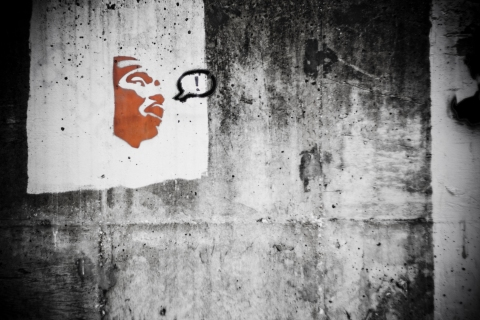 MLK Say by Rudy Malmquist