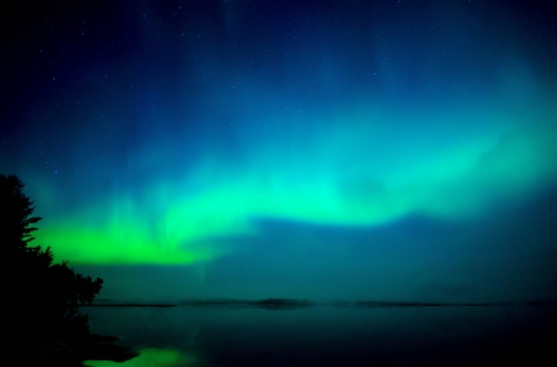 Northern Lights by Stephen Tripp
