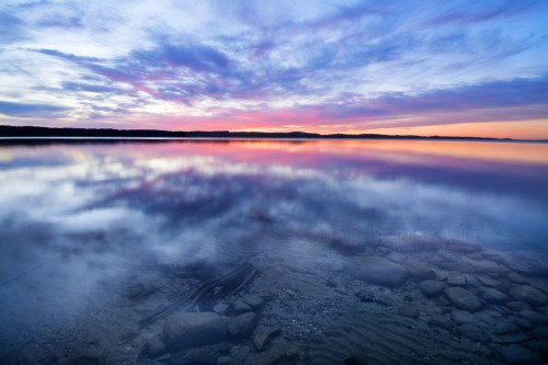 Torch Lake Afterglow
