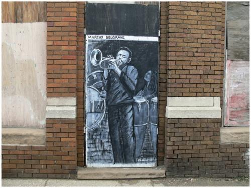 Marcus Belgrave is the Door to Jazz