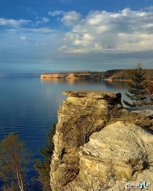 Tranquility at Pictured Rocks