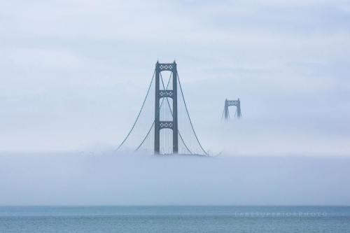 Mighty Mac in Fog